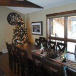 Room for family dining