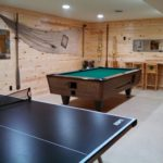 Game room pool