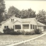 Geneva House in the early days