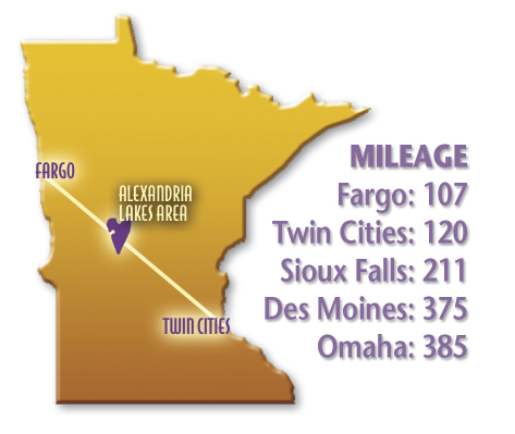 Heart of Minnesota Lakes