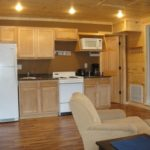 Pineview suite kitchen