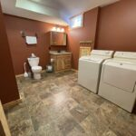 Lower Level Bathroom/Laundry