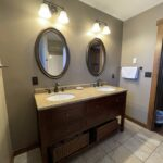 Main Level Bathroom by Lakeside Bedrooms