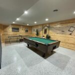 Game Room with Pool & Ping Pong