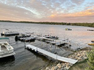 Dock Space Available