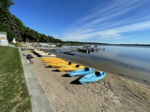 Kayaks, Paddle Boats, SUPs, and CORCLS